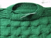 Green gansey